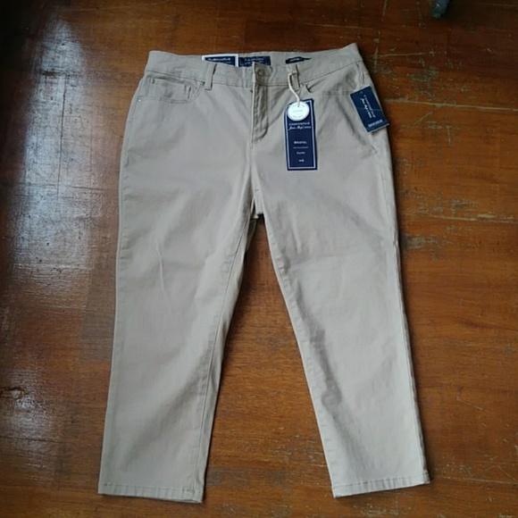 Charter Club Pants - Charter Club Capri